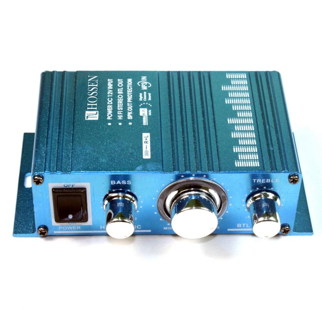 Amplificador para el sonido.